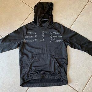 Nike Hoodie Black, Youth XL